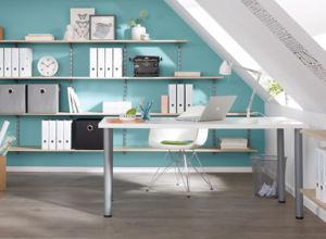 Funktionale und geschmackvolle Arbeitszimmer | Zuhausewohnen