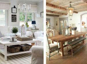 Marvelous Wohnen Im Landhausstil Home Design Ideas