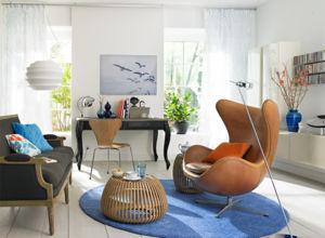 Stilmix zuhausewohnen for Sessel orientalischer stil