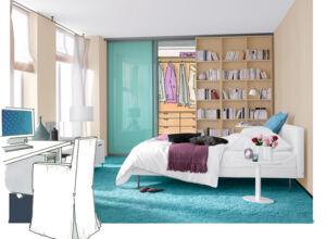 schreberlauben einrichten zuhausewohnen. Black Bedroom Furniture Sets. Home Design Ideas