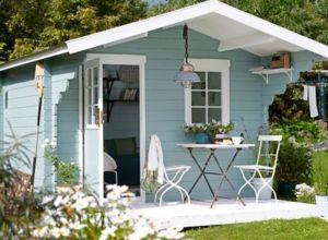 Wir laden ein zur martinsgans zuhausewohnen - Gartenhaus maritim einrichten ...