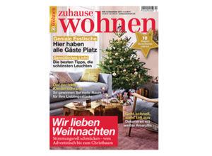 Zeitschrift Zuhause Wohnen ausgaben zuhausewohnen