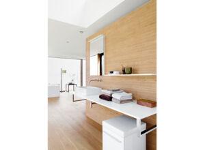 wellness oase badezimmer zuhausewohnen. Black Bedroom Furniture Sets. Home Design Ideas