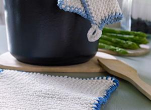 strickplaid zuhausewohnen. Black Bedroom Furniture Sets. Home Design Ideas