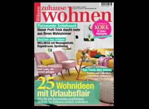 Zuhause Wohnen Zeitschrift einrichtungstipps für haus garten zuhausewohnen