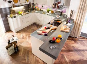 Küche Mit Side By Side Kühlschrank Integriert : Side by side kühlschrank u ideen und bilder von bosch neff smeg