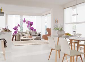 gardinen trends und tipps zuhausewohnen. Black Bedroom Furniture Sets. Home Design Ideas
