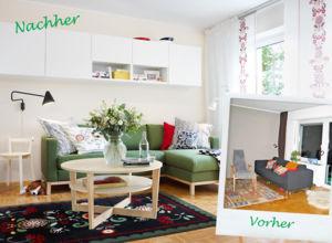 Entzuckend Zuhause Wohnen Und Ikea Gestalten Um