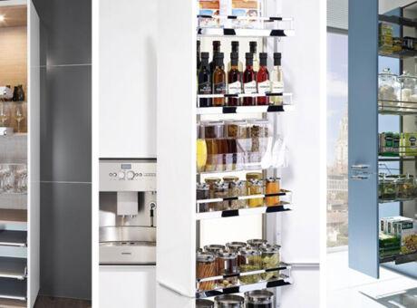 16 Ideen Für Mehr Stauraum In Der Küche