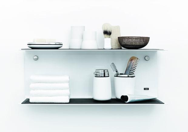 Gut gemocht 12 Ideen für mehr Ablage im Bad | Zuhausewohnen IP57