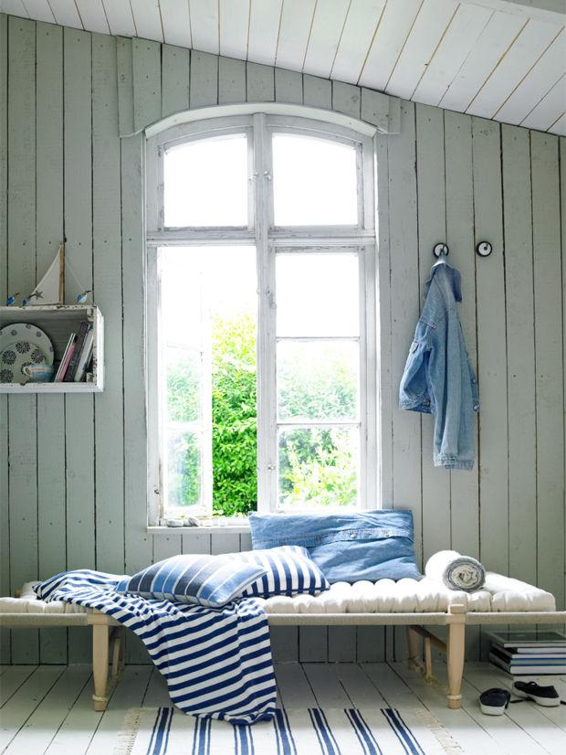 Sechs tipps fenster dekorieren zuhausewohnen - Dachfenster dekorieren ...