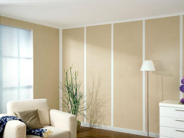 tapetenwechsel neue farben und materialien zuhausewohnen. Black Bedroom Furniture Sets. Home Design Ideas