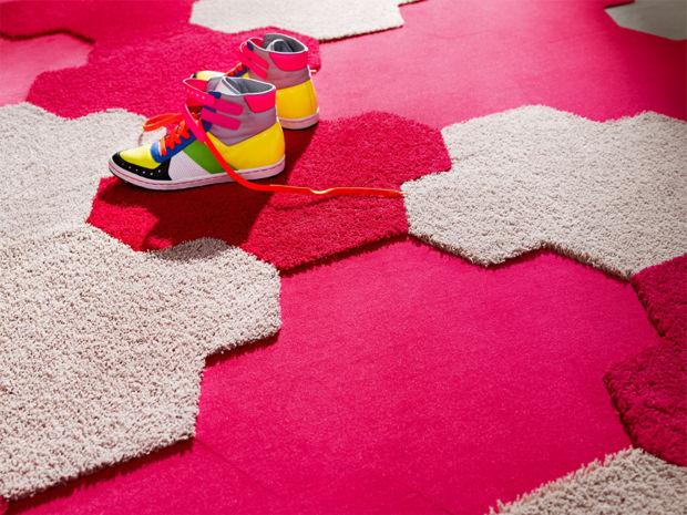 musterhaft die neuen teppiche zuhausewohnen. Black Bedroom Furniture Sets. Home Design Ideas