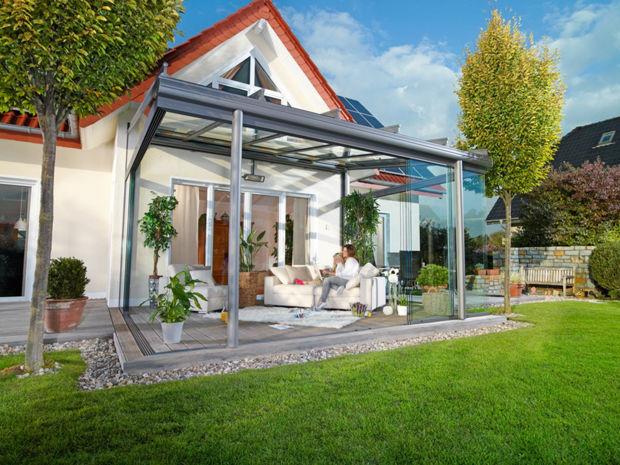 Anbau aus glas zuhausewohnen - Masters wintergarten ...