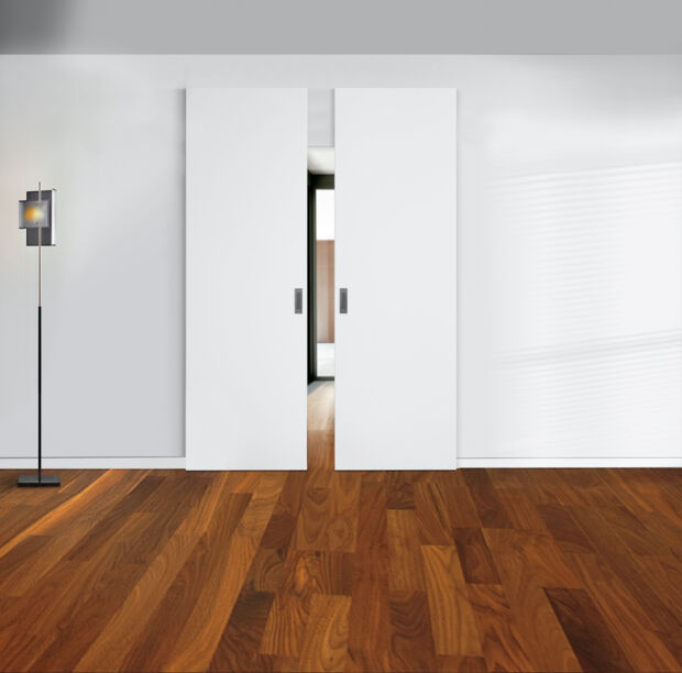 schiebet ren zuhausewohnen. Black Bedroom Furniture Sets. Home Design Ideas