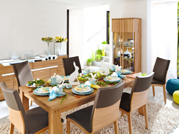 trendfarben t rkis gelb zuhausewohnen. Black Bedroom Furniture Sets. Home Design Ideas