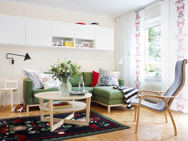 Perfekt Wohnzimmer Ikea