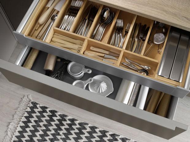 16 Ideen für mehr Stauraum in der Küche | Zuhausewohnen