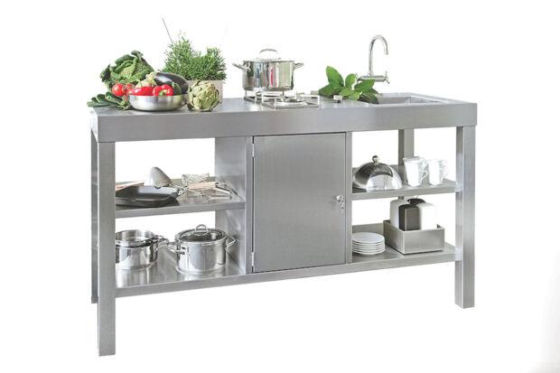 Outdoorküche Zubehör Günstig : Outdoorküchen zuhausewohnen