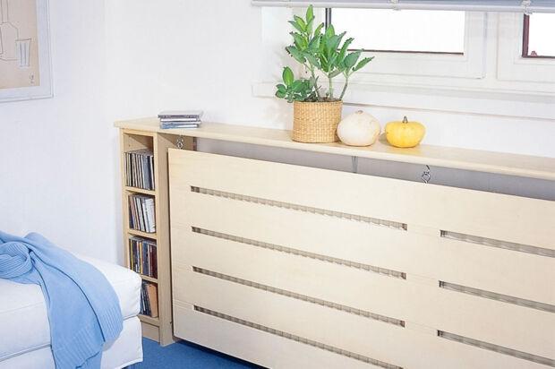 heizung verkleiden heizk rper verkleiden zuhausewohnen. Black Bedroom Furniture Sets. Home Design Ideas