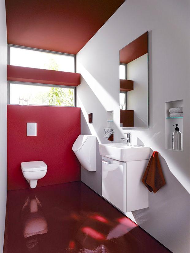 stimmungslicht f r das perfekte wohlf hlbad zuhausewohnen. Black Bedroom Furniture Sets. Home Design Ideas