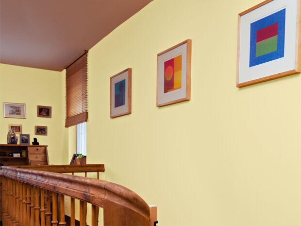 farbe der saison zitronengelb zuhausewohnen. Black Bedroom Furniture Sets. Home Design Ideas
