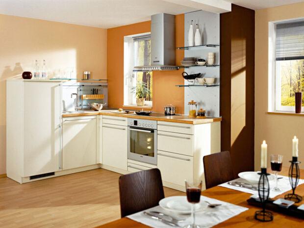 Schon Moderne Küchen Mit Farbe