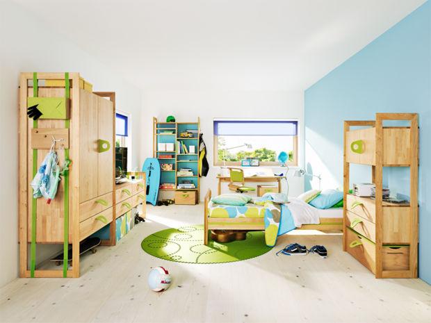 m bel f r kinderzimmer. Black Bedroom Furniture Sets. Home Design Ideas
