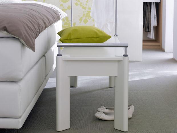 schlafzimmer mit komfort zuhausewohnen. Black Bedroom Furniture Sets. Home Design Ideas