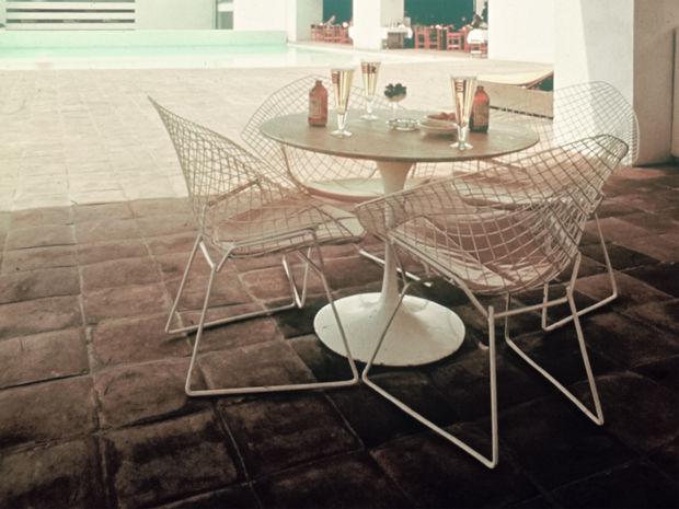 wohnen mit retro chick zuhausewohnen. Black Bedroom Furniture Sets. Home Design Ideas