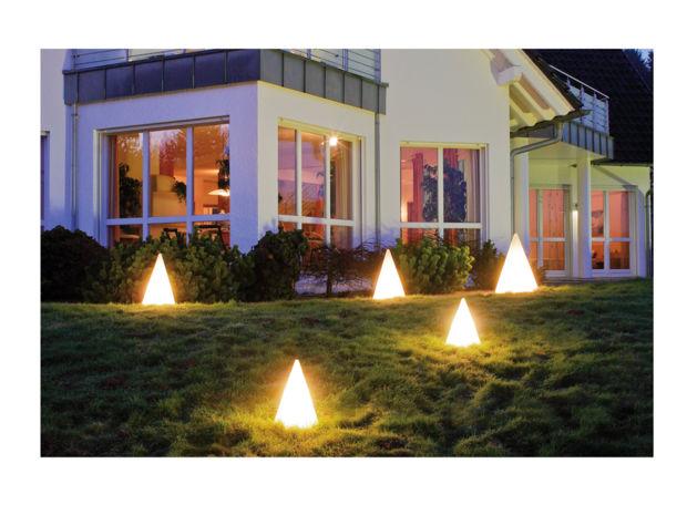 aussenbeleuchtung zuhausewohnen. Black Bedroom Furniture Sets. Home Design Ideas