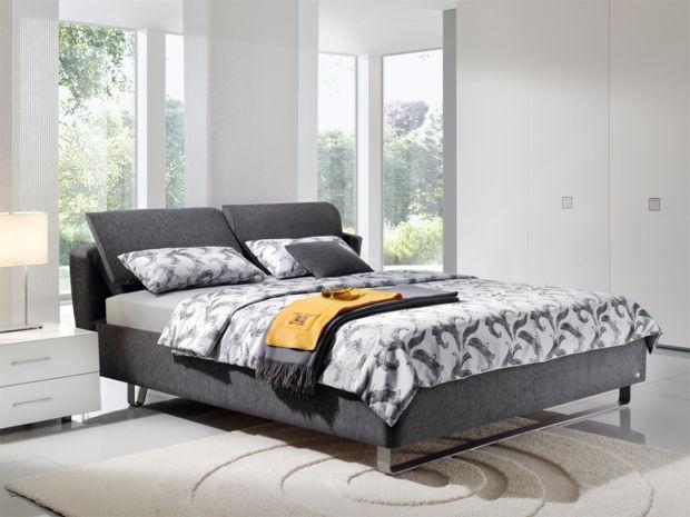 das revival der polsterbetten zuhausewohnen. Black Bedroom Furniture Sets. Home Design Ideas