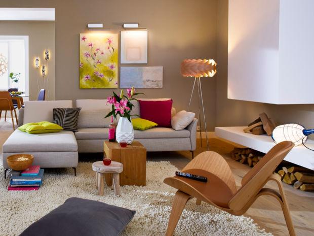 leuchten zuhausewohnen. Black Bedroom Furniture Sets. Home Design Ideas