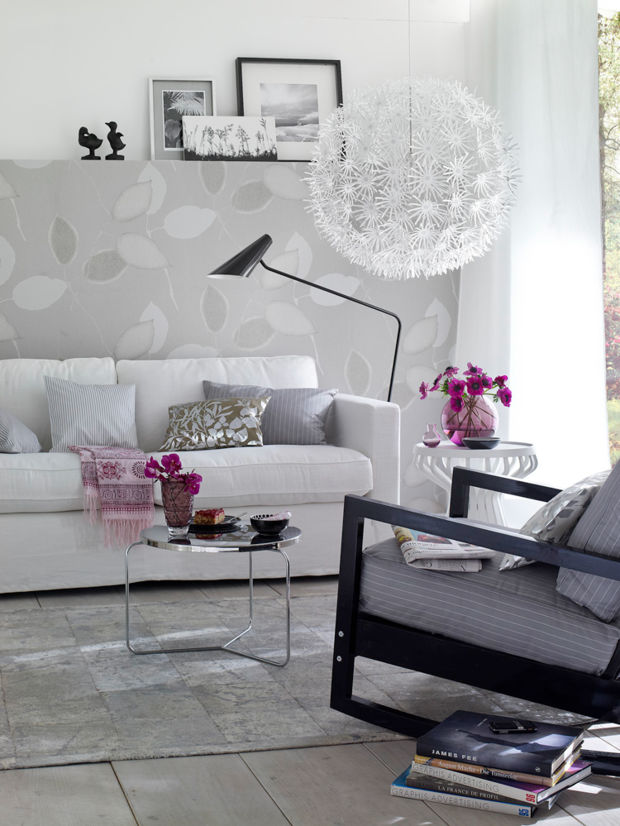 Florales Design | Zuhausewohnen