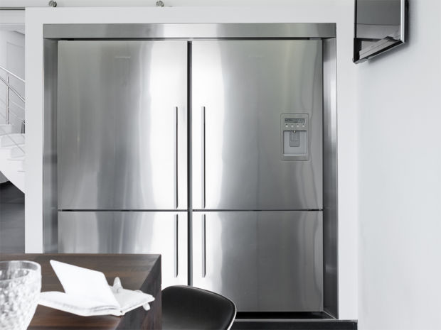 glanzst ck in weiss zuhausewohnen. Black Bedroom Furniture Sets. Home Design Ideas