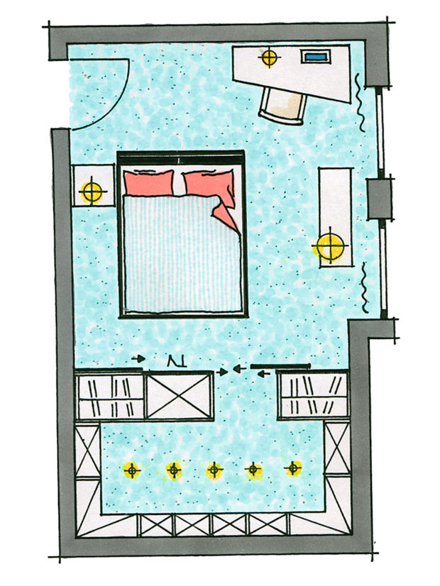 schlafzimmer neugestaltung zuhausewohnen. Black Bedroom Furniture Sets. Home Design Ideas