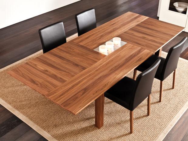 den richtigen esstisch w hlen zuhausewohnen. Black Bedroom Furniture Sets. Home Design Ideas