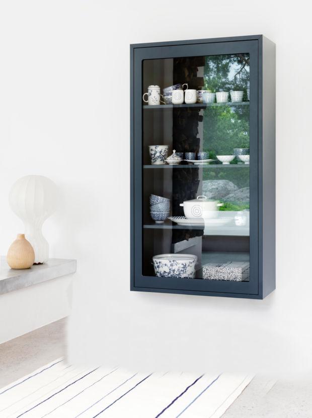 vitrinen zuhausewohnen. Black Bedroom Furniture Sets. Home Design Ideas