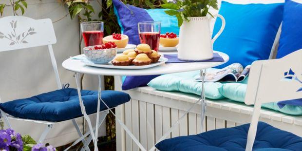 balkon terrasse in wohlf hloase verwandeln zuhausewohnen. Black Bedroom Furniture Sets. Home Design Ideas