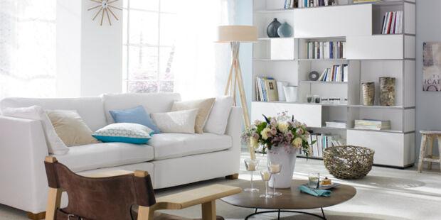 Amerikanischer Country Style Gemütliches Wohnen Zuhausewohnen