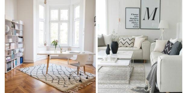Skandinavischer Stil - minimalistisch und elegant ...