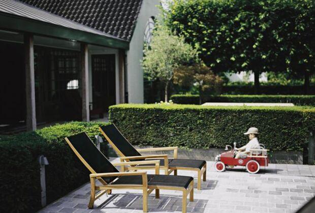 edelstahl gartenmobel lizzy heinen, schicke outdoor-möbel - seite 3 | zuhausewohnen, Design ideen