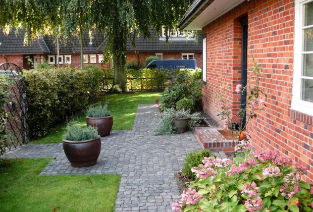 Gartenplanung vom profi zuhausewohnen - Schmaler garten ...