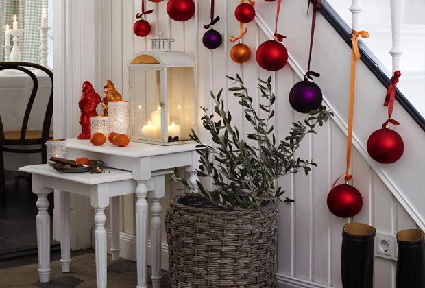 Weihnachtsdeko Für Geländer.Advent Zeit Der Vorfreude Zuhausewohnen