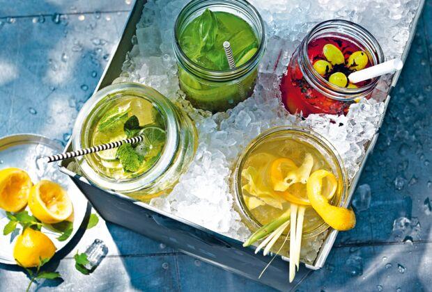 Leichte Sommerküche Jamie Oliver : Erfrischende sommergetränk zuhausewohnen