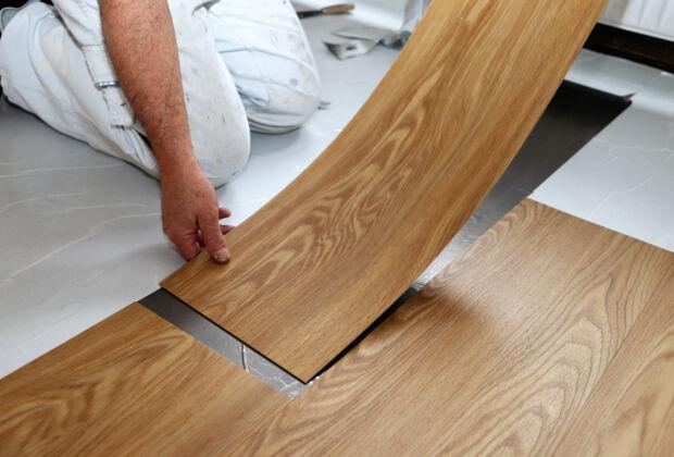 Fußboden Lose Verlegen ~ Pvc richtig verlegen u schritt für schritt zuhausewohnen