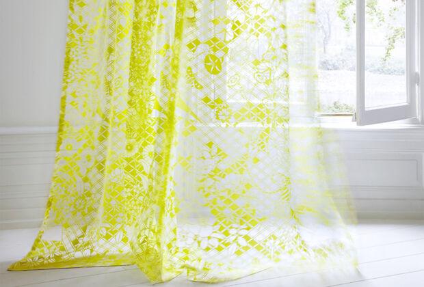 gardinen f r moderne fenstergestaltung zuhausewohnen. Black Bedroom Furniture Sets. Home Design Ideas
