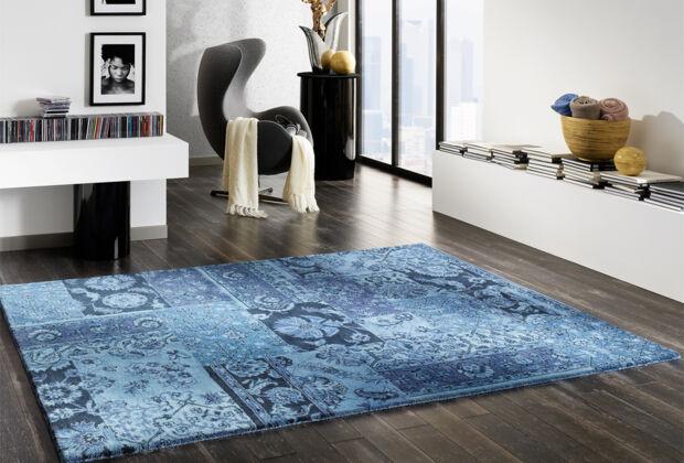 Die richtige Teppichgröße wählen | Zuhausewohnen