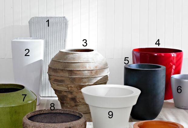 mit ausgew hlten t pfen gestalten zuhausewohnen. Black Bedroom Furniture Sets. Home Design Ideas