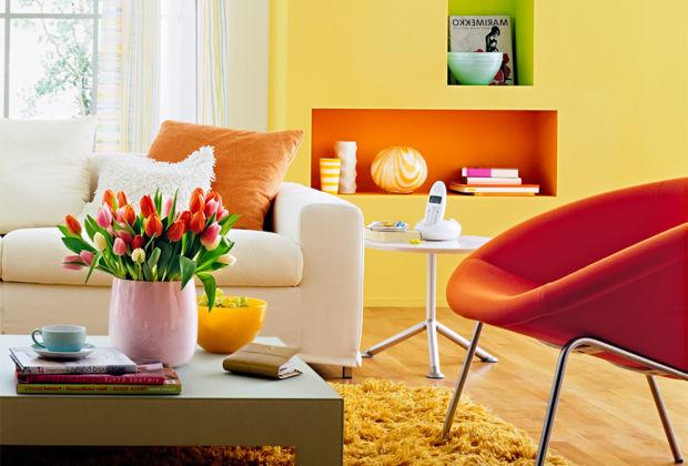 welche farbe ist die richtige zuhausewohnen. Black Bedroom Furniture Sets. Home Design Ideas
